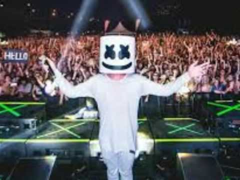 the chainsmokers closer feat  halsey marshmello remix