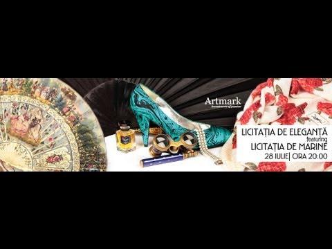 Licitatia de Eleganta feat. Licitatia de Marine by Artmark Auction House