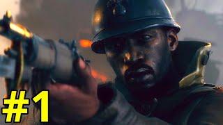 Battlefield 1 | Modo Historia - Capítulo 1: Tempestades de Acero | PS4