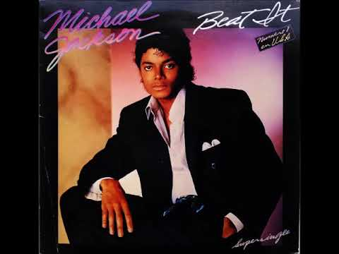 Michael Jackson - Beat It (Instrumental)