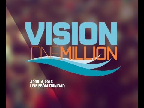 Vision One Million 2015 - English