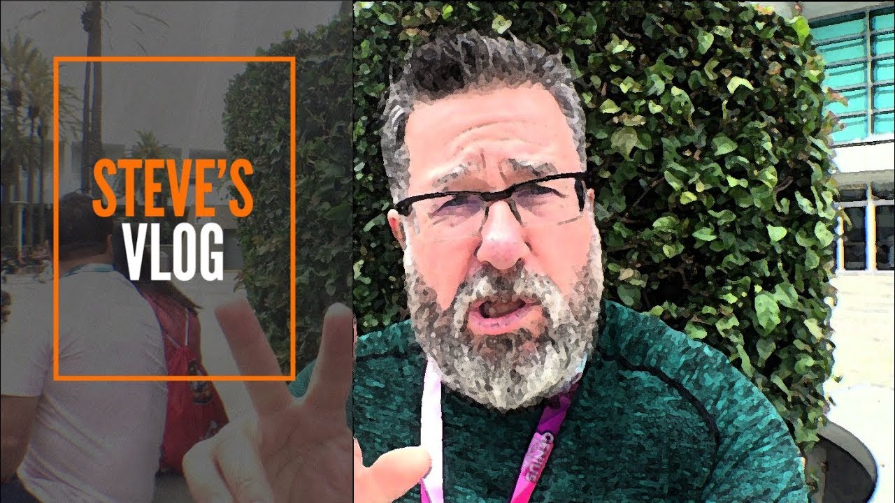 VidCon 2018 Recap - Steve's Vlog 21