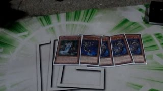 Yu-Gi-Oh! YCS London 2014 - Deck Profile - Winner/1st Place - Marcello Barberi - Shaddoll Artifacts