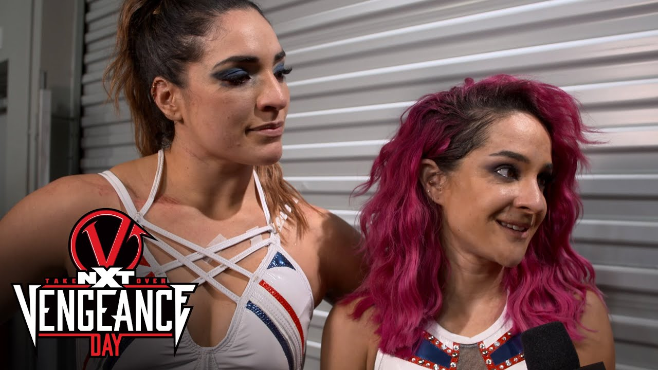 Dakota Kai & Raquel Gonzalez Send a Message to Shayna Baszler & Nia Jax
