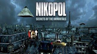 Nikopol - Secret of immortals - walkthrough #1