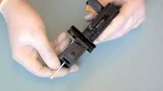 Airgun Regulator - Pt. 4-4 Transfer Port Size Adjustment.