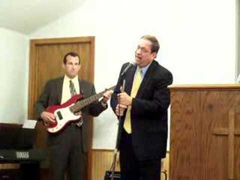 Bro. Randy Webb Singing