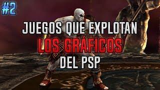 Juegos que explotaban al MÁXIMO los GRÁFICOS del PSP | Parte 2 | luigi2498