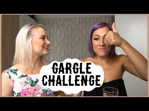 Gargle challenge | Kloktací výzva - Winy Lips
