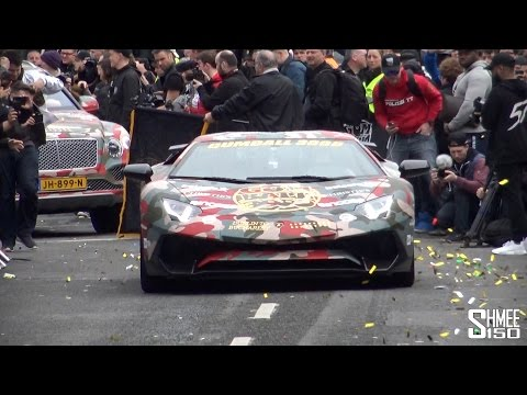 DUBLIN TO BUCHAREST - Gumball 3000 2016 Movie