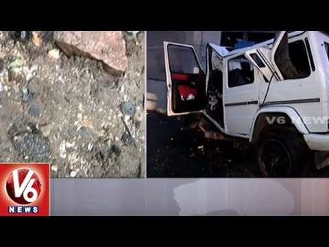 Download Youtube: AP Minister Narayana's Son, Friend Killed In Car Accident   Live Updates From Accident Spot   V6News