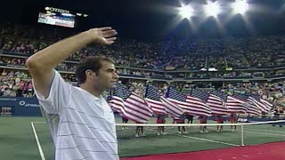 US Open Champion Spotlight: Pete Sampras