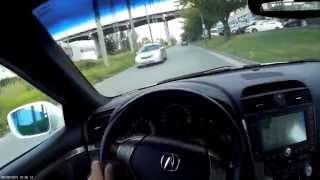 POV- 2007 Acura TL Type-S Test Drive