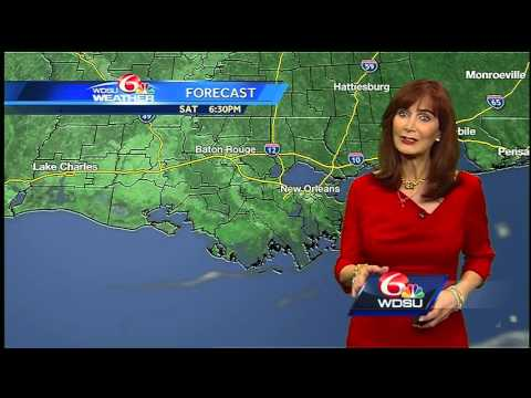 Friday Overnight: Finally Better Weather Forecast