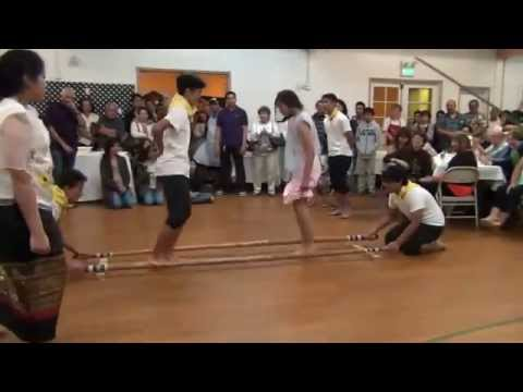 Tinikling - Philippine Folk Dance