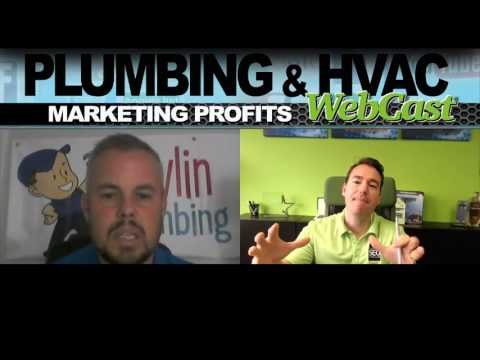 Plumbing Marketing Interview - How Devlin Plumbing grew from $180K to $1.5M in less than 3 years