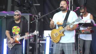 """Iration - Live at The Innsbrook After Hours Pavilion, """"Count Me In Tour"""" in Glen Allen Va. 6/18/14"""