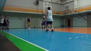 Новая Каховка тренировка баскетбол 11.05.2017 (3 часть)
