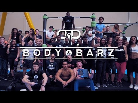 BODY & BARZ | CALISTHENIC CLASHES | LEE WADE TURNER Vs DENTON CONTEH