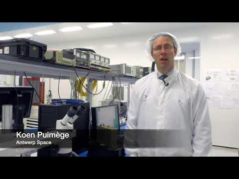 Koen Puimège from Antwerp Space invites...