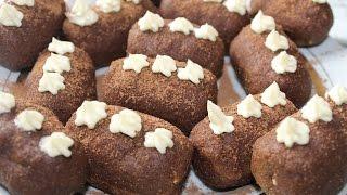 """Пирожное """"Картошка"""" из печенья.Быстро,просто и вкусно!"""