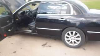 Авто Kia Opirus 3.8л.  266л.с на АТ.  2009г