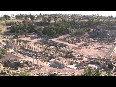 LOWER GALILEE - ISRAEL TRAVELOGUE