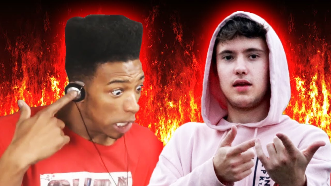 Download Etika Reacts to Quadeca - Insecure (KSI DISS TRACK) [Stream Highlight]