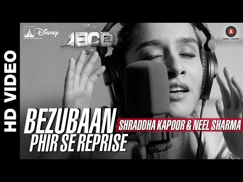 Bezubaan Phir Se (Reprise) song lyrics