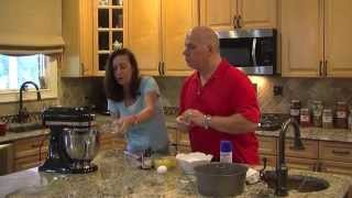 Cooking With Johnny Episode 10: Southern Chocolate Chip Pound Cake