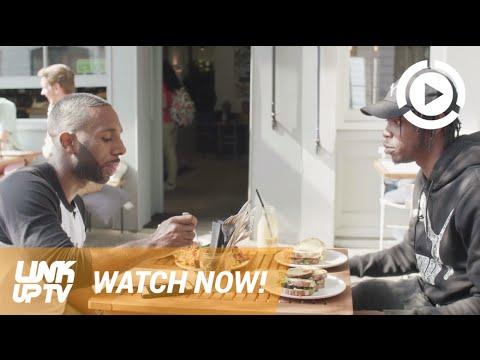 Krept has #BreakfastWithChuckie   Link Up TV
