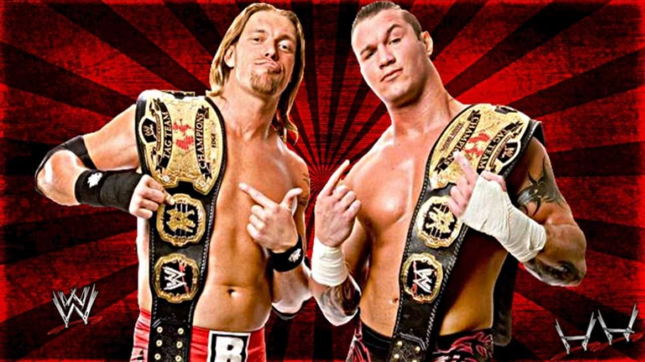 2006-2007: Rated RKO 1st WWE T...