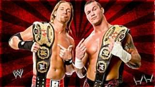 "2006-2007: Rated RKO 1st WWE Theme Song - ""Metalingus + Burn In My Light"" (HD + Download Link)"