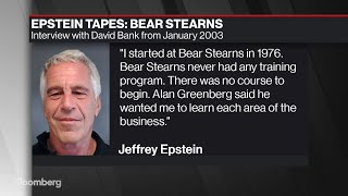 Epstein Says Alan Greenberg Was Amazing
