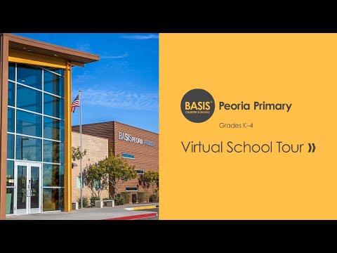 BASIS Peoria Primary - Virtual School Tour
