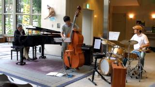 大きな古時計  My Grandfather  Clock , Piano Trio