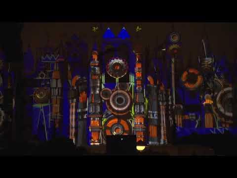 Shelley Wade - Disneyland's New Nighttime Show, Mickey's Mix Magic