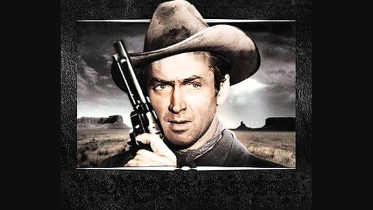 The Six Shooter - The Silver Buckle (starring James Stewart)