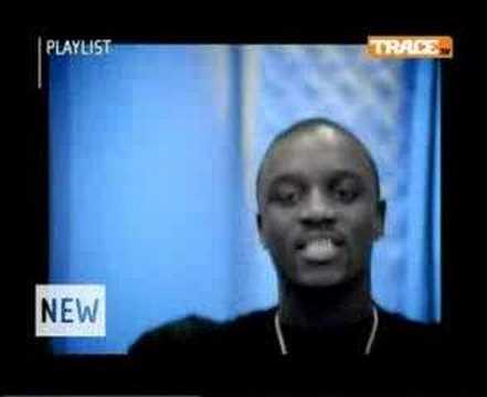 """Monsieur R feat Akon """"Rebel Musik"""""""