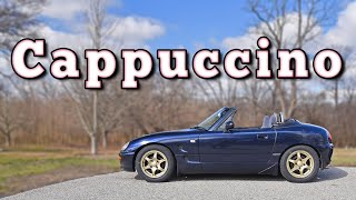 1993 Suzuki Cappuccino Limited: Regular Car Reviews