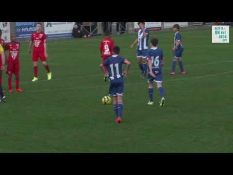 Lyon vs Deportivio La Corruna - Academy Cup 2016