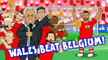 Wales Belgien Quote