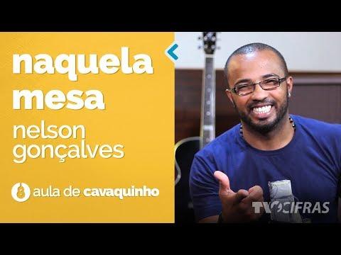 Nelson Gonçalves - Naquela Mesa (como Tocar - Aula De Cavaquinho)