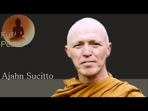 Ajahn Sucitto - Co-dependent arising