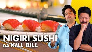 Nigiri Sushi dal film *KILL BILL*