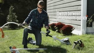 STIHL KombiSystem Blower Attachment | Video | STIHL USA