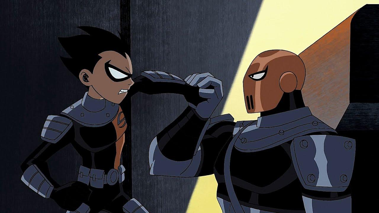 """Download Teen Titans vs Slade (pt. 1) - Teen Titans """"Apprentice - Part 2"""""""
