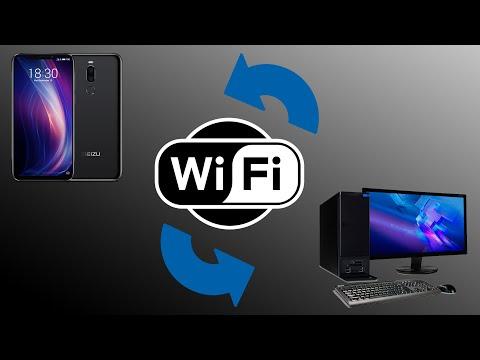 Как передать файлы с телефона на компьютер по Wi-fi? Через протоклы FTP и SFTP.