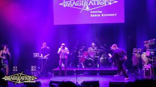 CHANGES (live) IMAGINATION feat. ERROL KENNEDY at The Apex, UK