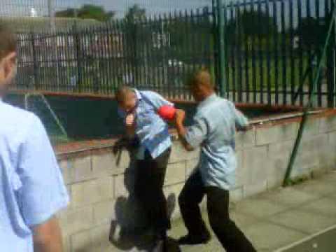 school fight philips high school round 2